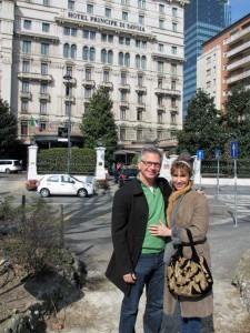 Dena v Miláně